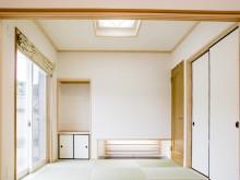 南欧デザインの家