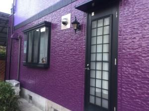 外壁塗装工事(霧島市隼人町 Y様邸)